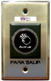 K1 PULSADOR DE SALIDA SIN CONTACTO